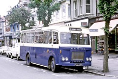 Photo of Llandudno UD Council: FJC736F at the Great Orme service stop in Mostyn Street