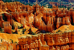 USA (ClaDae) Tags: usa brycecanyon nationalpark nature mountain mountainscape landscape panorama travel travelphotography colors red yellow orange