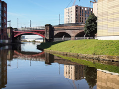 Looking Back in Anger (jason_hindle) Tags: manchester unitedkingdom manchestershipcanal