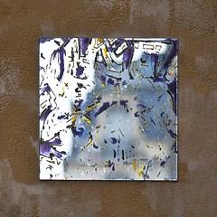 Mur réflexion (Gerard Hermand) Tags: 1703197160 gerardhermand france paris canon eos5dmarkii formatcarré miroir mirror mur wall reflet réflexion reflection verre glass immeuble building
