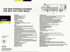 Oshkosh Striker 4x4 (adelaidefire) Tags: oshkosh striker cfs crash fire rescue arff aircraft fighting