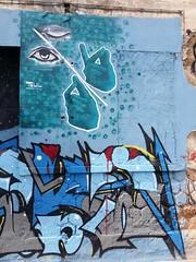 The usual graffiti - in - Athens shot (TheVRChris) Tags: graffiti γκράφιτι αθήνα κεραμεικόσ ψυρρή keramikos athens streetart