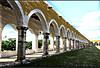 (sftrajan) Tags: arches izamal yucatán mexico edited monastery conventodeizamal church yellow colonial templu arquitectura iglesia amarillo yucatan 2015