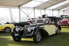1937 bugatti type 57s cabriolet by vanvooren (distancexx) Tags: amelia island rm auction bugatti 57s vanvooren