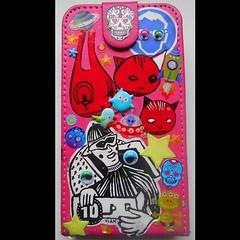 hana log photo (mc1984) Tags: hana log mc1984 stickers