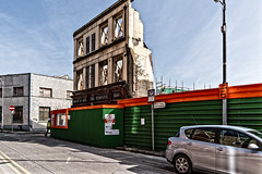 WILL THE TENTERS PUB SURVIVE [ THE BLACKPITTS AREA OF DUBLIN]-126369 (infomatique) Tags: tenterspub stonearch blackpitts millstreet bam hotel demolished streetsofdublin williammurphy infomatique marriothotel bubonicplague