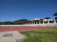 IMG_20170329_123406 (paddy75) Tags: italië rome roma foroitalico stadiodeimarmi stadion groundhopping standbeelden
