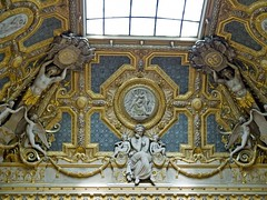 Louvre (3) ({House} Photography) Tags: city paris france museum painting gold louvre capital ceiling housephotography timothyhouse