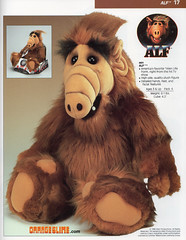 ALF (OrangeSlime.com) Tags: show animal tv stuffed doll 1987 alien alf talking coleco