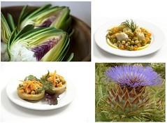 Proteinlerle Karbonhidratlar yan yana tüketilmemeli mi? (Chef'sPack) Tags: diyet enginar besin saglik