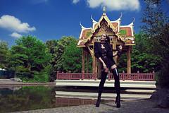 Kristina III (photgraphy.com) Tags: woman beauty fashion pose munich editorial onlocation