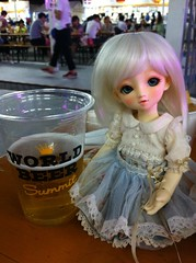 Is this why we came to Nagoya? (riven_tiana) Tags: kanon volks miyabi cadenza yosd yotenshi leekeworld