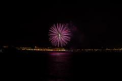 Firework (Argeles sur Mer, France) (Gaby (Leonard Alphonsa)) Tags: firework