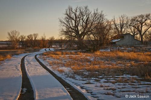 Photo - Drive Home - White Rocks trail