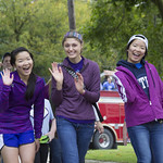 """<b>Homecoming Parade</b><br/> Luther Homecoming parade on Saturday, October 5, 2013. Photo by Breanne Pierce<a href=""""http://farm4.static.flickr.com/3672/10122115413_df6c82368f_o.jpg"""" title=""""High res"""">∝</a>"""