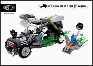 DeLurkean Tomb Machine