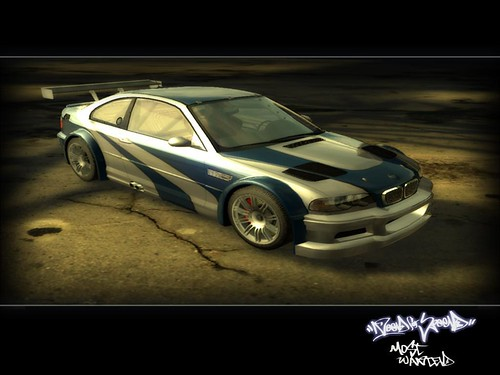 nfs most wanted4