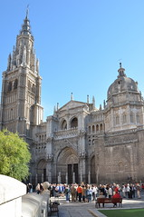 Toledo, 12.10.13 (ritsch48) Tags: kathedrale toledo spanien kastilienlamancha catedraldesantamaradelaasuncindetoledo