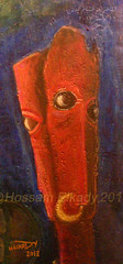 إزدواج 04 (Hossam ElKady) Tags: abstract art painting artist finearts فنان حسام hossam hosam رسام elkady القاضى تشكيلى hossamelkady فنانتشكيلى elkadi