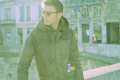 Paris (Gianluca Ferrulli) Tags: trip winter light paris me vintage nikon filter instagram