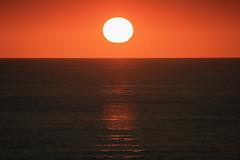 Sunset over the Pacific (SD Anderson) Tags: california sunset sea pier losangeles santamonica pacificocean windfarm palisadespark turbines winddarm