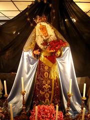 Nuestra Senora dela Esperanza Macarena (Fritz, MD) Tags: nuestraseñoradelaesperanzamacarena