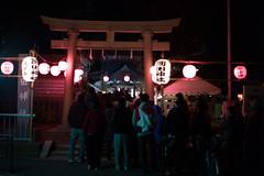 Hatsumde (yo4kazu1974) Tags: 50mm shrine summilux leicame