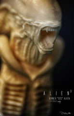 Dog-Alien46 (sith_fire30) Tags: sculpture dog art allen action space alien egg aliens queen jockey figure beast custom runner engineer dayton prometheus facehugger xenomorph nostromo alien3 chestbuster sithfire30