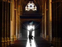 La luz que nunca muere (Jesus_l) Tags: españa europa monasterio cantabria cobreces jesúsl