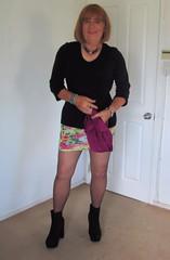Black Top (Trixy Deans) Tags: cute sexy classic tv highheels legs feminine cd mini skirt crossdressing tgirl short tranny transvestite tight trans dragqueen transgendered miniskirt crossdresser ts shortskirts skirts transsexual shemale shortskirt miniskirts blackboots tightskirt sexyblonde tgirls shemales transvesite transvetite trixydeans heels short skirt shortkilt