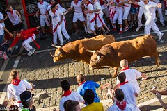 "6toros San Fermín Festival Pamplona 2013, Spain-8 <a style=""margin-left:10px; font-size:0.8em;"" href=""http://www.flickr.com/photos/116167095@N07/12268520133/"" target=""_blank"">@flickr</a>"