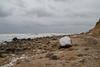 Snowy Rock (raelala) Tags: winter lighthouse newyork beach january longisland montauk atlanticocean longislandsound montaukpoint camphero canon1785mm canoneos7d rachelgreene canon7d thatlalagirlcom thatlalagirl january2014