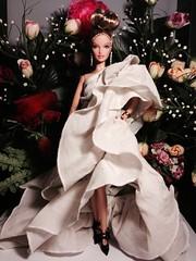 Haute Couture Printemps/Ete 2014 - The midnight secret garden (Shosei_xj) Tags: beach south barbie location lara uploaded:by=flickrmobile flickriosapp:filter=nofilter