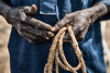The hands of others (stefano peppucci) Tags: africa people hands rope ghana tamale mygearandme