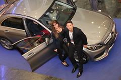 18-Citycar Sur presenta los nuevos Mercedes-Benz Clase C y GLA con la espectacular actuación de Nancys Rubias
