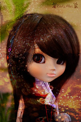 A Time Travelers Treasure (Lady Alec) Tags: girl fire doll treasure time burn pirate ember pullip traveling
