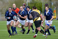 E3N01852 Amstelveen ARC1 v Eemland RC1 (KevinScott.Org) Tags: amsterdam rugby arc rc amstelveen 2014 eemland platefinal kevinscott kevinscottorg