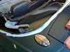 Jaguar XJS Verdeckbezug Montage die Vorarbeiten