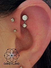 "Double Forward Helix and Faux Rook • <a style=""font-size:0.8em;"" href=""http://www.flickr.com/photos/122258963@N04/13611259575/"" target=""_blank"">View on Flickr</a>"