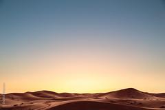 Erg Chebbi (dwarrenku) Tags: blue sunlight sahara sunrise landscape sand desert dunes tranquility morocco scenics meknestafilalet