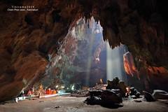 Cave in Ratchaburi , Thailand