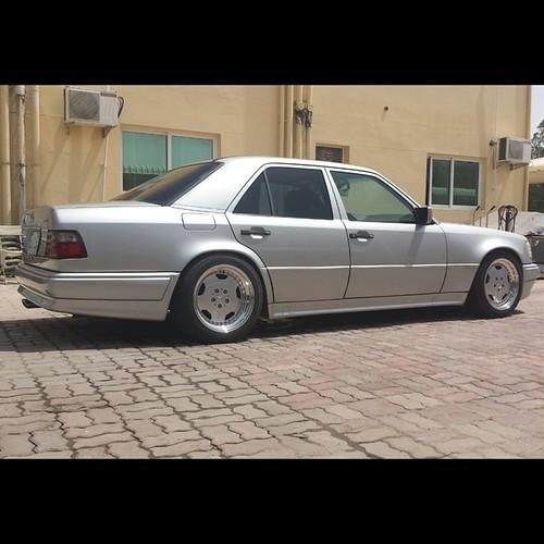 Mercedes#Benz#W124#AMG#E60#Limited#M119#6 0L#V8#alyehli#UAE