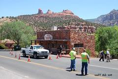 Sedona Arizona (AZ Ashman 88) Tags: arizona sedona az chevy adot sedonaaz nikond40 slidefire 21may2014