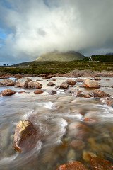 Sligachan (Simone Angelucci) Tags: river landscape scotland isleofskye sligachan