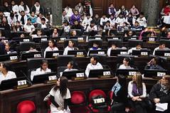 _La Legislatura y la escuela. 16 de junio de 2015