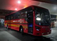Maria De Leon 15 (II-cocoy22-II) Tags: bus de maria 15 leon trans ilocos laoag norte