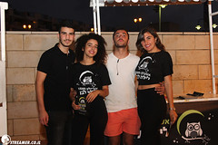IMG_2832 (Streamer -  ) Tags: old people music beach night marina fun israel stage  pablo young teen shows whit streamer rozenberg preformers         parnas   ashqelon askelon