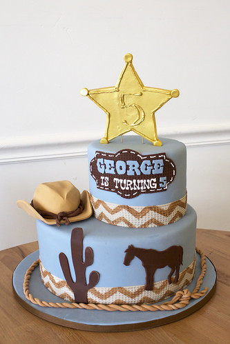 Cowboy Birthday Custom