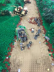 VA BrickFair 2015 Military Outskirts of Le Desert (EDWW day_dae (esteemedhelga)) Tags: bricks minifigs minifigures edww daydae esteemedhelga militaryvabrickfair2015brickfairlegomocafol outskirtsofledesert