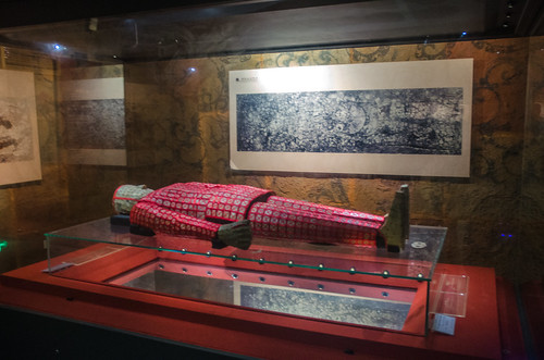 Jade burial suit of King Zhao Mo